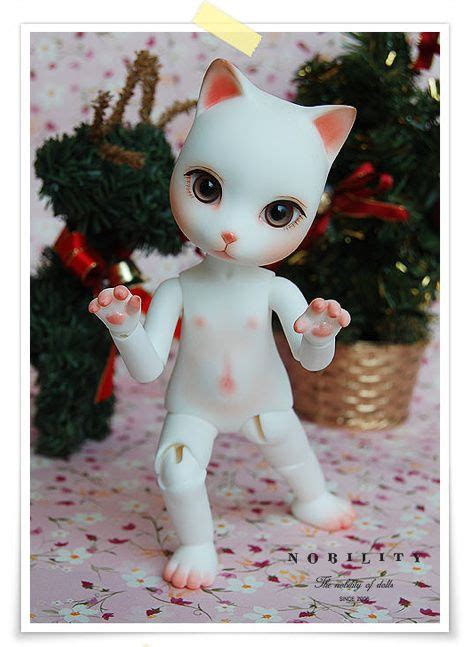 jointed doll cat 63 best jointed cats images on bjd dolls