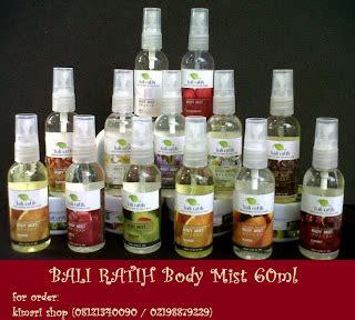 Harga The Shop Water Mist kimari shop bali ratih mist 60ml