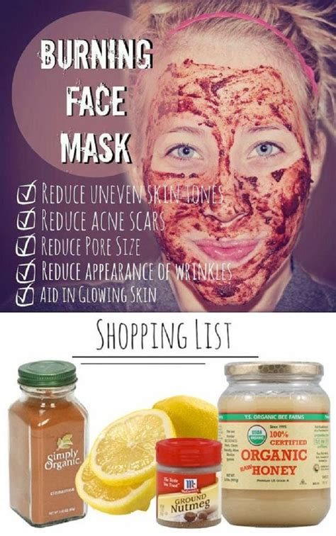 diy mask to clear skin banish acne scars forever 6 simple diy ways to get clean skin