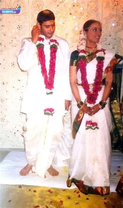 Marriage Pics by Mahesh Babu Marriage Photos