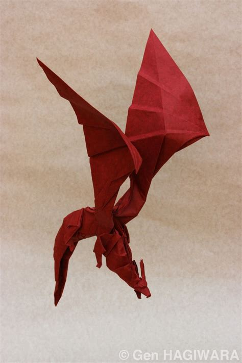 Origami Western - 27 spectacular western style origami dragons
