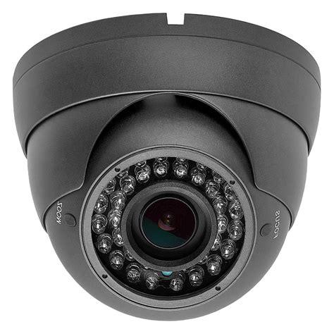 Outdoor 1000 Tvl security indoor outdoor dome 1000tvl gray 36ir 2 8 12mm varifocal