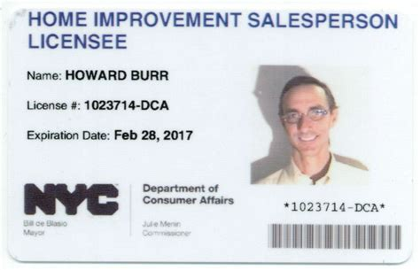 burr graal glass inc nyc dca licenses