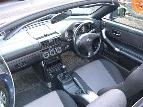 Mr2 Spyder Interior by 2000 Toyota Mr2 Spyder Interior Pictures Cargurus