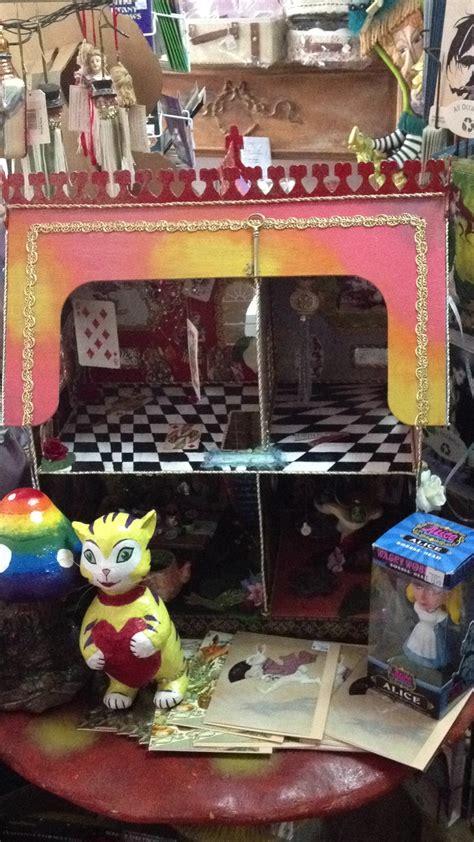alice doll house alice in wonderland doll house alice in wonderland pinterest