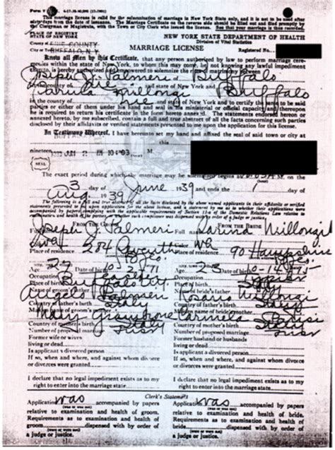 Ny Birth Records Form Birth Certificate Ontario Sle Images