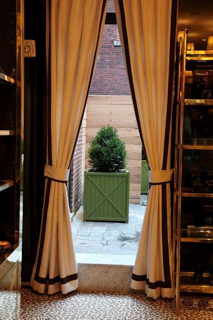 curtains without borders tory burch decor pinterest leopard carpet terrace
