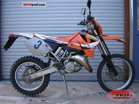 2000 Ktm 125 Sx Specs 2000 Ktm Exc 125 Moto Zombdrive