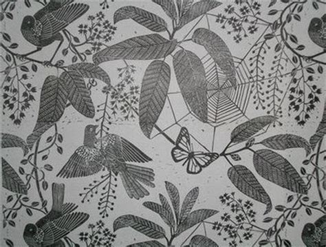 Handmade Wallpaper - enhabiten handmade wallpaper plus auction update
