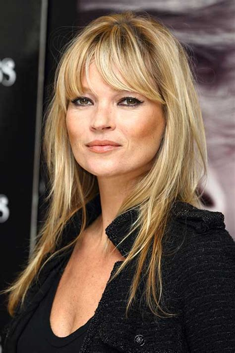 Front Bangs Hairstyles by 25 Layered Hairstyles For Hairstyles Haircuts