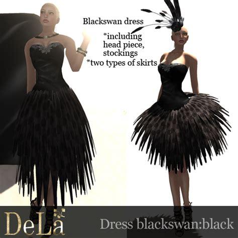 Black Swan Dress second marketplace dela dress quot black swan quot