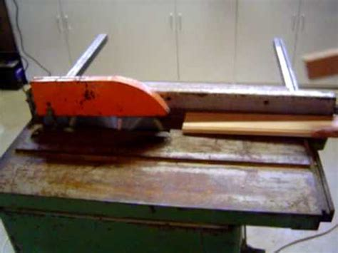 Tanner Tablesaw Youtube
