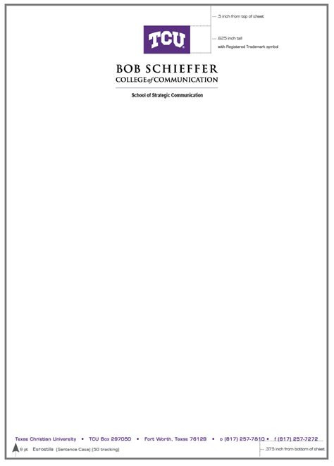 Official Letterhead Paper Brand Central Official Letterhead