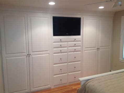 bedroom built in cabinets built ins traditional bedroom boston by brosseau