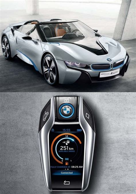 bmw i8 key bmw i8 spyder and the new key wordlesstech