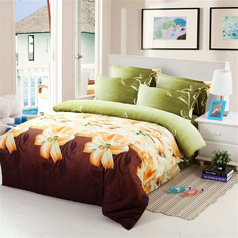 lily comforter yamanju 3d pattern perfume lily bedding king bed comforter