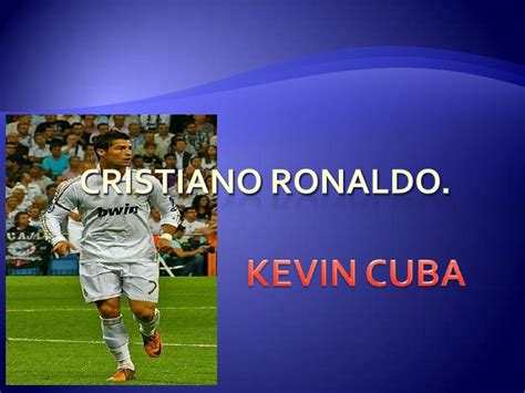 cristiano ronaldo biography powerpoint cristiano ronaldo