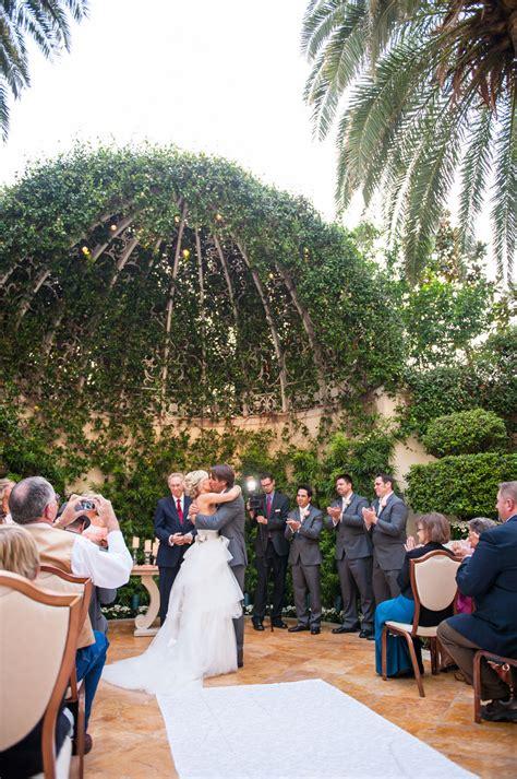 A Woodsy, Terrarium Inspired Wedding in a Garden {Wynn} » Little Vegas Wedding