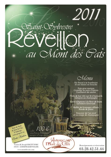 Book Storage affiche r 233 veillon saint sylvestre 2010 2011 photo de