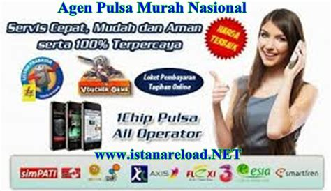 Pulsa Multi All Operator agen pulsa all operator images