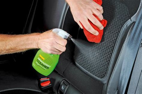 best car upholstery cleaner 2018 auto express