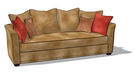 sofa and cushions how to model sofa and cushions in sketchup sketchucation