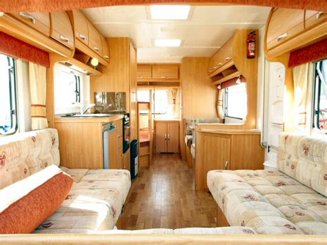 caravan interiors caravan interior curtains and blinds caravans
