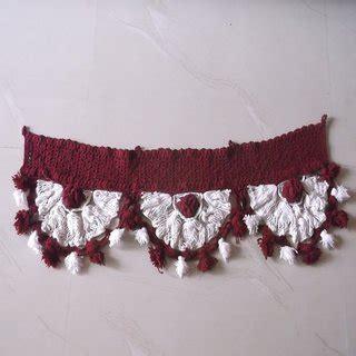 Handmade Toran - handmade door hanging woolen toran buy handmade door