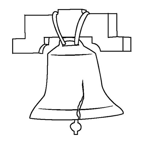 image gallery liberty bell drawing