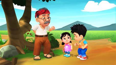 download film cartoon pada zaman dahulu pada zaman dahulu musim 3 ayam dan helang full hd youtube