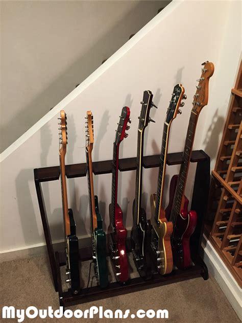 diy  guitar stand myoutdoorplans  woodworking