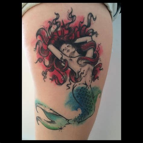 watercolor tattoos montreal ink your soul tattos