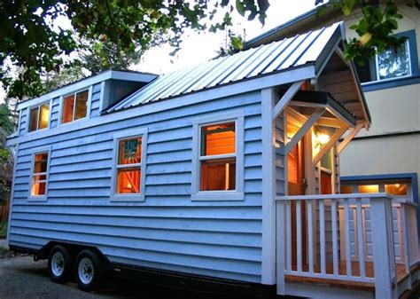 Cape Cod Molecule Tiny House For Sale Two Lofts W Stairs Molecule Tiny House