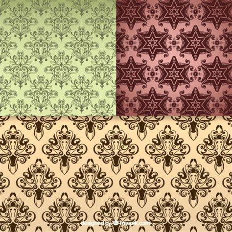 vintage floral pattern vector background floral seamless pattern vintage backgrounds vector free