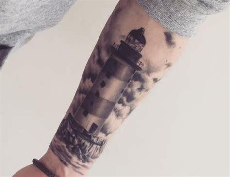 leuchtturm tattoo motive ideen und bedeutungen