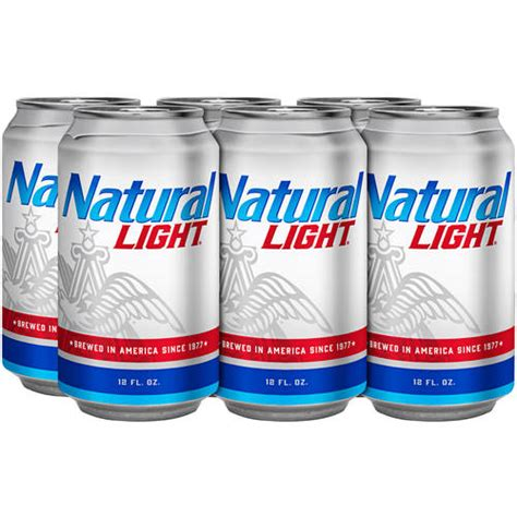 natural light natural light beer 12 fl oz walmart com