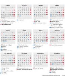 El Salvador Calendrier 2018 Calendario Laboral Para 2017 Actualidad El Pa 205 S