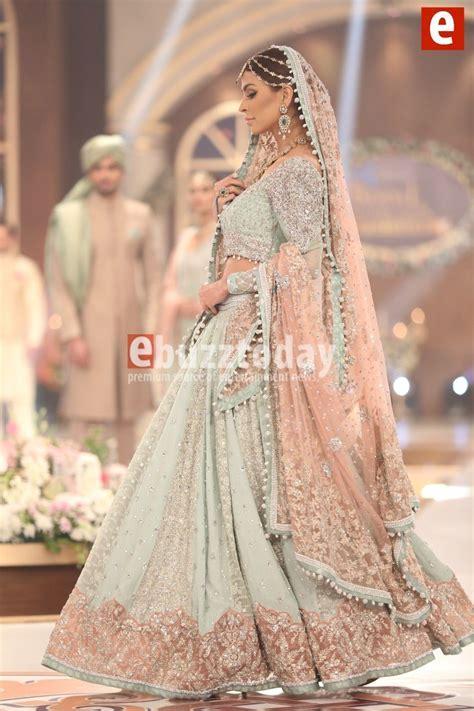 Zainab chotani telenor bridal couture week 2015 ebuzztoday