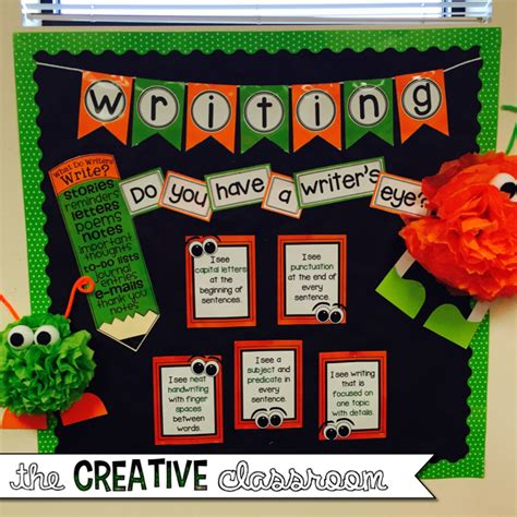 Teacher Desk Decorations Monster Theme Classroom Reveal 2015 2016 The Creative