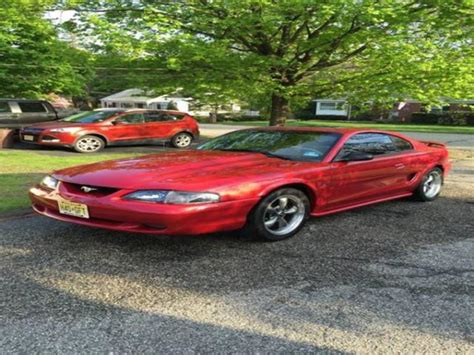 used 1996 ford mustang for sale by owner in wayne nj 07470 1996 ford mustang for sale by owner in strathmere nj 08248