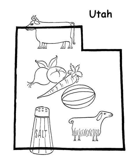 coloring pages utah utah utes coloring pages coloring pages
