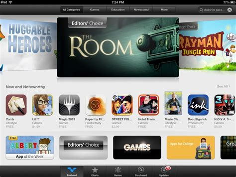 roomy app the room featured in editors choice section of the