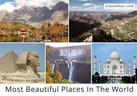 worlds most beautiful places diymid best place in the 50 most beautiful places in the world top