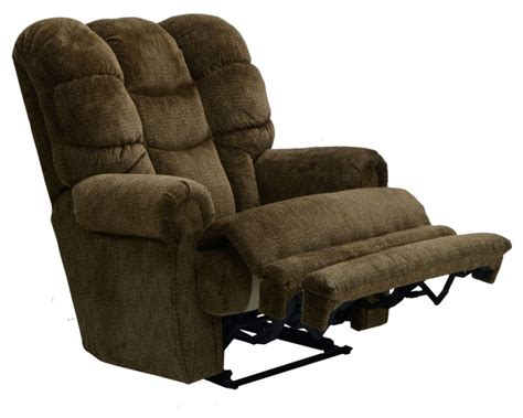 ottoman power malone lay flat recliner with extended ottoman basil