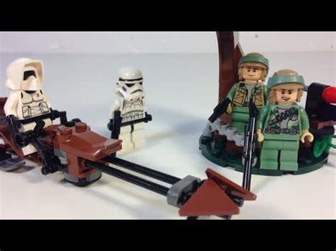 Best Produk Lego 9489 Endor Rebel Trooper Imperial Trooper Battl lego wars endor rebel trooper imperial trooper battle pack review 9489