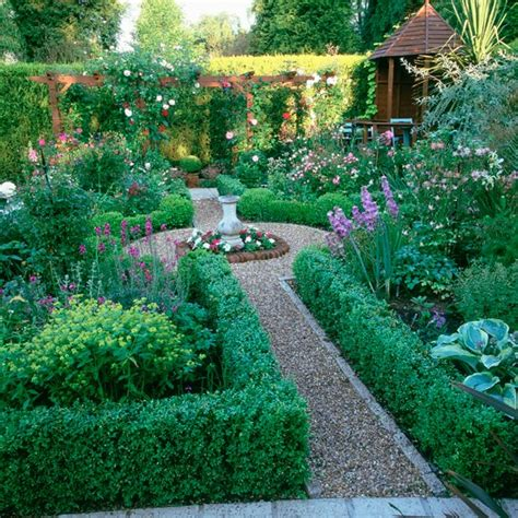 Small Gardens Ideas Traditional Garden Pictures House To Home
