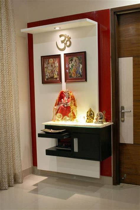 Home Temple Design Interior 272 Best Pooja Room Design Images On Pinterest Pooja Rooms Prayer Room And Hindus