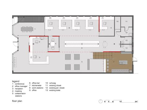 office interior layout plan decoration ideas information