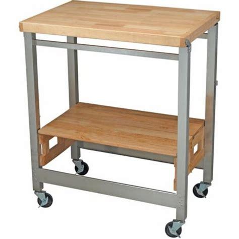 folding kitchen island work table the flip fold kitchen cart home decor