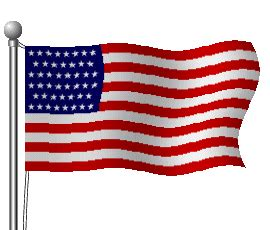 transparent american flag gif find  gifer